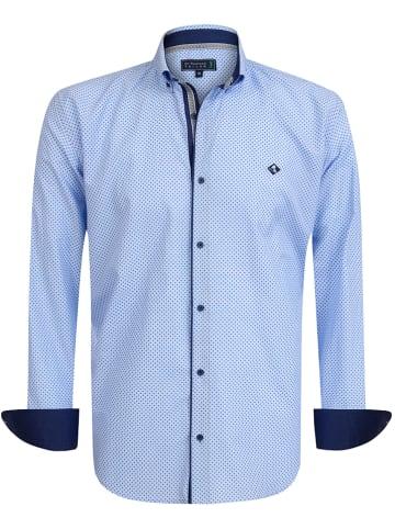 """SIR RAYMOND TAILOR Koszula """"Cammeo"""" - Regular fit - w kolorze niebieskim"""