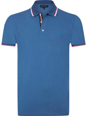 """SIR RAYMOND TAILOR Koszulka polo """"Danny"""" w kolorze niebieskim"""