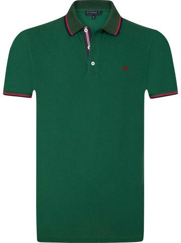 """SIR RAYMOND TAILOR Koszulka polo """"Danny"""" w kolorze zielonym"""