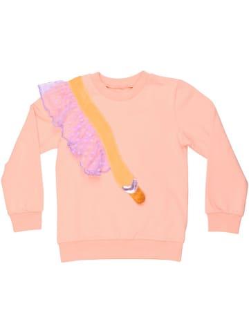 """WAUW CAPOW Sweatshirt """"Dreamy"""" lichtroze"""