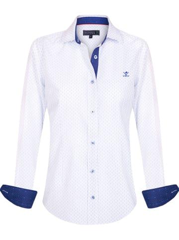 """SIR RAYMOND TAILOR Bluza """"Vetta"""" w kolorze białym"""