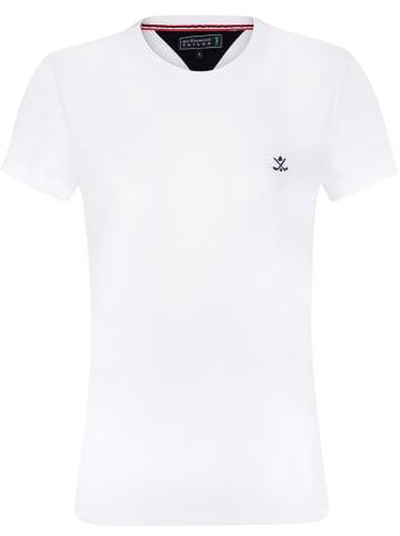 """SIR RAYMOND TAILOR Koszulka """"Francesca"""" w kolorze białym"""