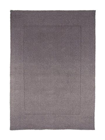 Flair Rugs Wełniany dywan w kolorze szarym