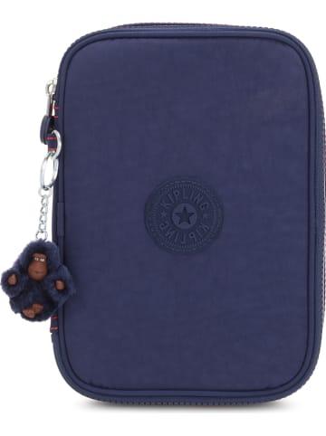 "Kipling Etui ""100 Pens Plus"" blauw - (B)21 x (H)15 x (D)5 cm"
