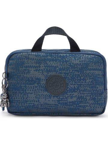"Kipling Cosmeticatas ""Jaconita"" blauw - (B)22,5 x (H)14,5 x (D)8,5 cm"