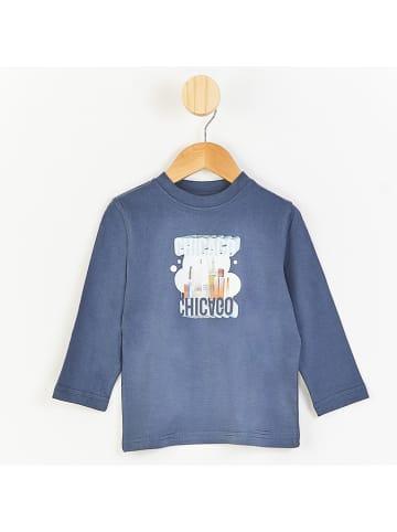 PicK OuiC Sweatshirt blauw