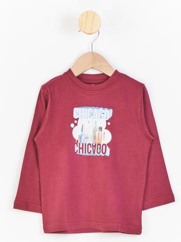 PicK OuiC Sweatshirt rood