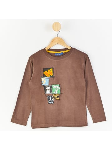PicK OuiC Sweatshirt bruin