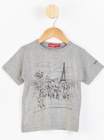 PicK OuiC Koszulka w kolorze szarym