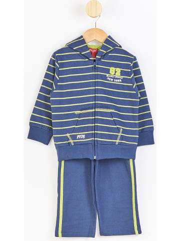 PicK OuiC 2-delige outfit blauw