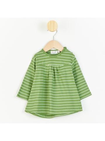 PicK OuiC Bluza w kolorze zielonym