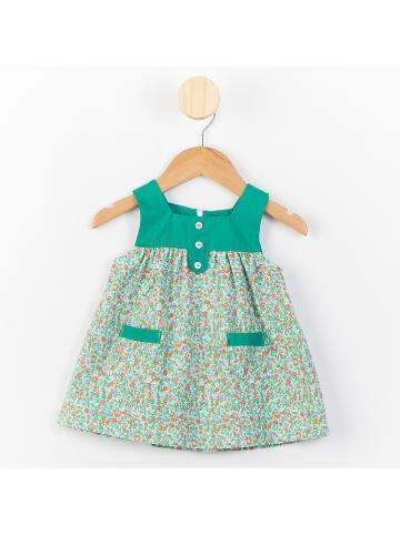 PicK OuiC Sukienka w kolorze zielonym