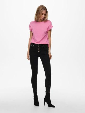 """ONLY Koszulka """"Onlama"""" w kolorze różowym"""