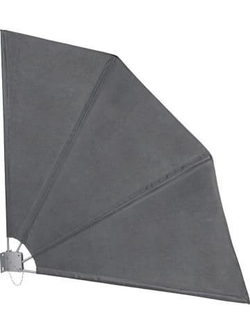 Profigarden Balkon-privacyscherm grijs - (L)120 x (B)120 cm