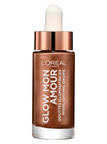"""L'Oréal Paris Highlighter """"Glow Mon Amour - 03 Bronze"""", 15 ml"""