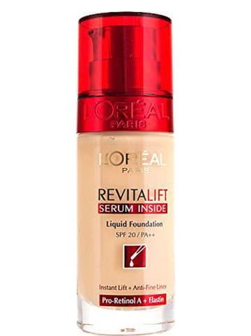 """L'Oréal Paris Foundation """"RevitaLift Serum Liquid - 120"""", 30 ml"""