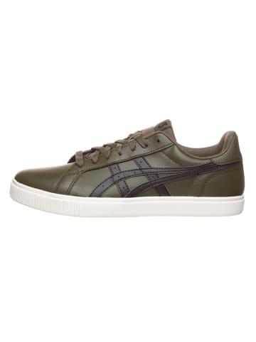 """Asics Sneakers """"Classic CT"""" olijfgroen"""