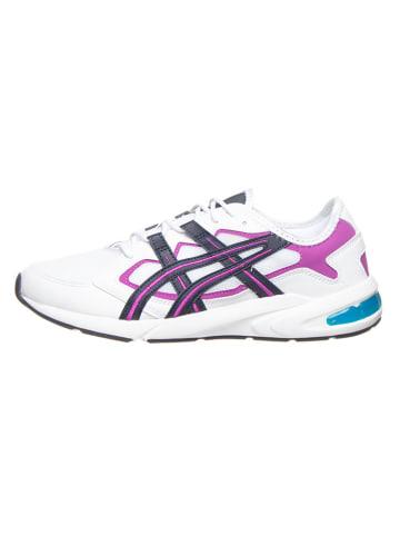 "Asics Sneakers ""Gel-Layano 5.1"" wit/meerkleurig"