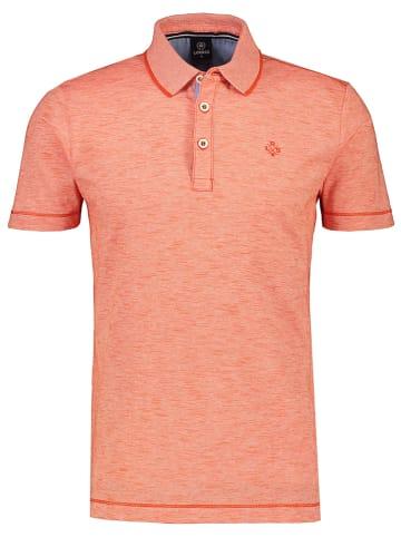 Lerros Koszulka polo w kolorze czerwonym