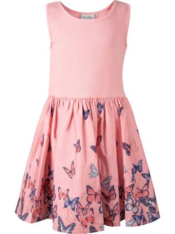 Happy Girls Sukienka w kolorze jasnoróżowym