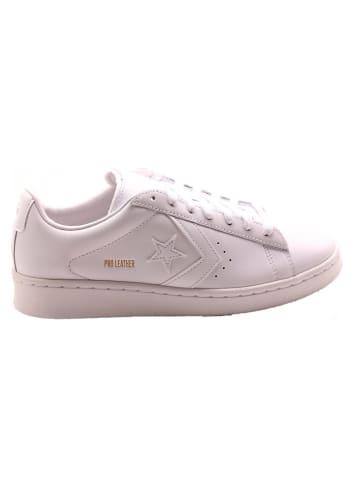 "Converse Leren sneakers ""Gold Standard"" wit"