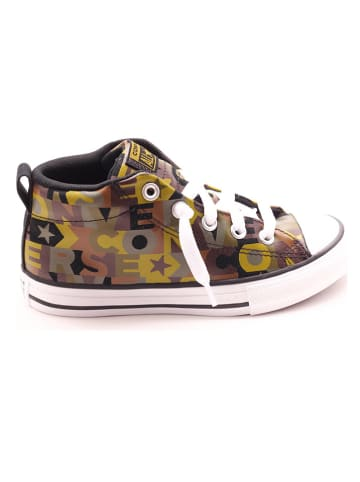 "Converse Sneakers ""All Star Street"" grijs/ kaki"