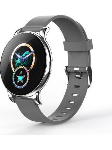 WHIPEARL Smartwatch w kolorze szarym
