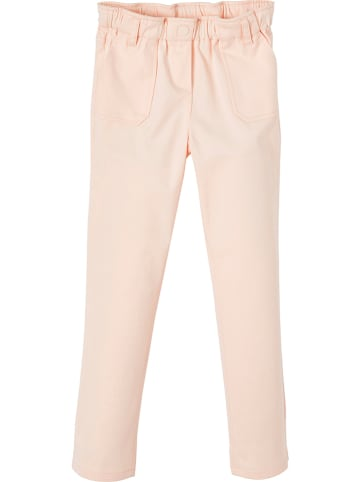 Vertbaudet Spodnie w kolorze jasnoróżowym