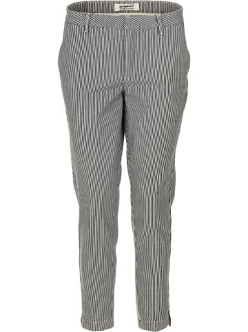 CadaDIA Spodnie w kolorze szarym