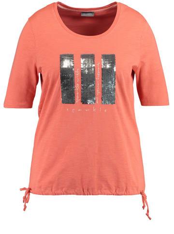 SAMOON Koszulka w kolorze pomarańczowym