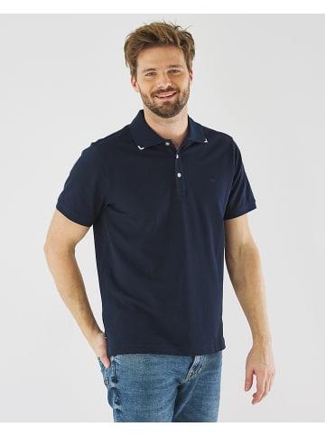 Mexx Poloshirt donkerblauw