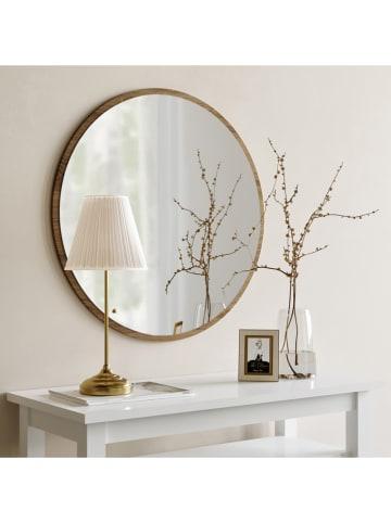 """Scandinavia Concept Wandspiegel """"Ayna Ceviz"""" - Ø 60 cm"""