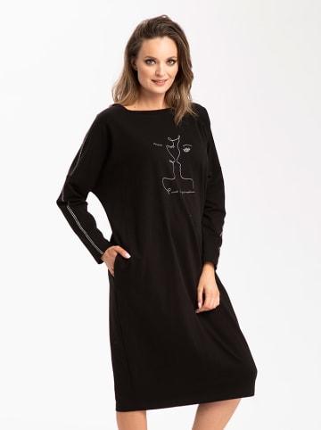 Look Made With Love Sukienka w kolorze czarnym