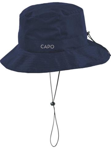 CAPO-authentic headwear Kapelusz w kolorze granatowym