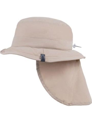 CAPO-authentic headwear Kapelusz w kolorze beżowym