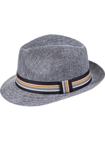 CAPO-authentic headwear Hoed grijs