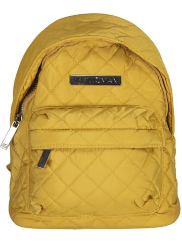 TicketWOMAN Plecak w kolorze żółtym - 24 x 26,5 x 10 cm