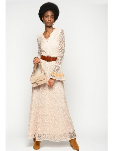 Pinko Kleid in Beige