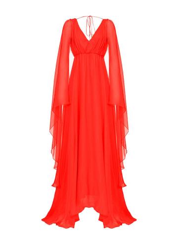 Pinko Sukienka w kolorze czerwonym