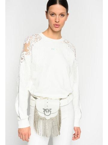 Pinko Bluza w kolorze białym