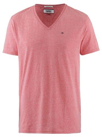 Tommy Hilfiger Koszulka w kolorze czerwonym