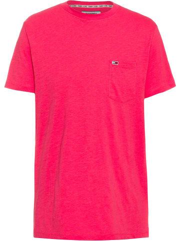 Tommy Hilfiger Koszulka w kolorze różowym