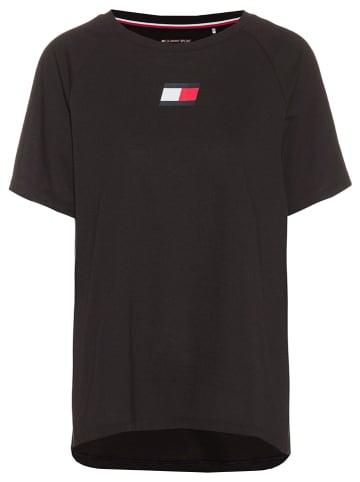 Tommy Hilfiger Koszulka w kolorze czarnym