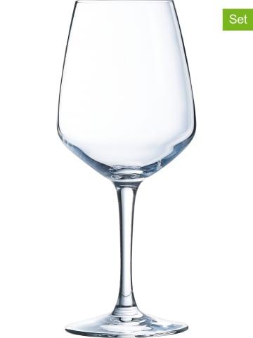 """Luminarc Kieliszki (6 szt.) """"Vinetis"""" do czerwonego wina - 500 ml"""