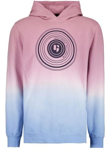 Garcia Sweatshirt blauw/lichtroze