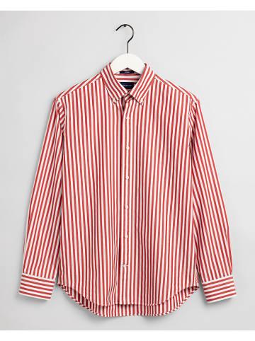 Gant Koszula w kolorze czerwono-białym