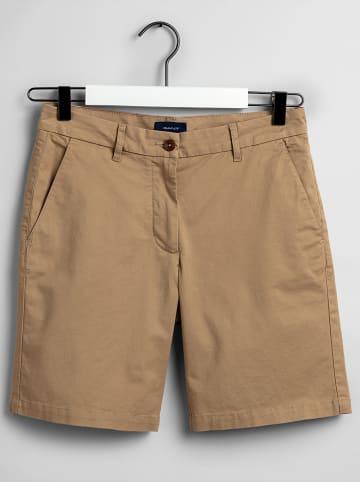 Gant Shorts in Beige