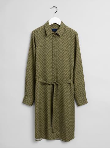 Gant Kleid in Grün