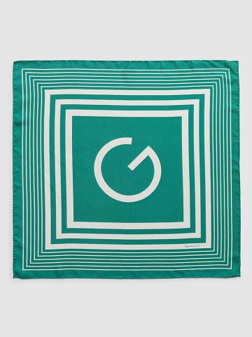 Gant Zijden sjaal groen