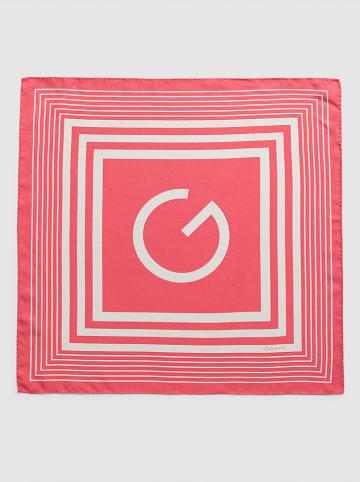 Gant Zijden sjaal roze